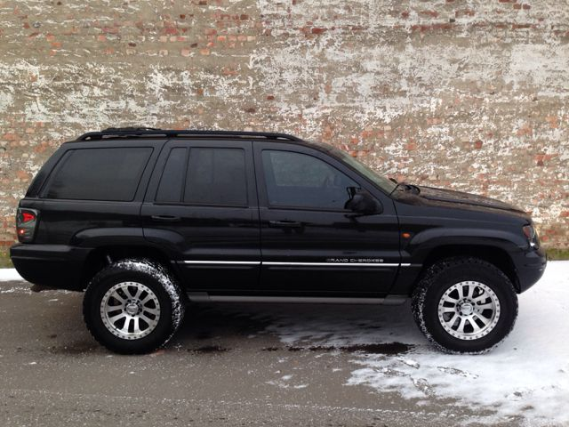 Jeep Grand Cherokee 4 7 I V8 Limited Quadra Drive 2001 Jeep Wj