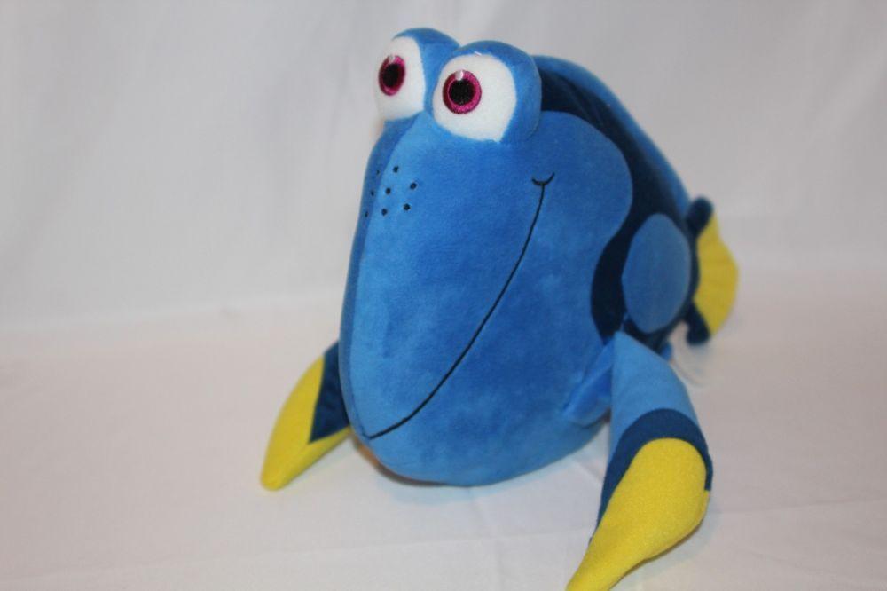 Kohls Care Disney Finding Nemo Dory Plush Blue Tang Fish Stuffed