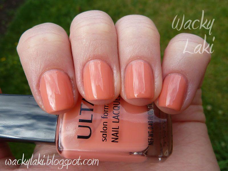 Ulta Peach Parfait | Fashion I love | Pinterest | Parfait, Peach and ...