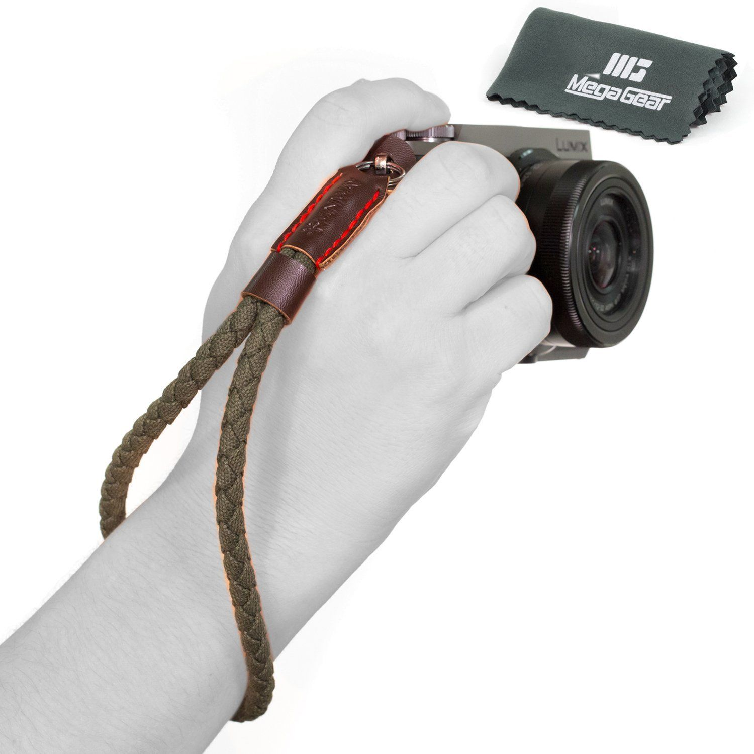 Adjustable With Quick-Release. Canon PowerShot G16 Neck Strap Lanyard Style