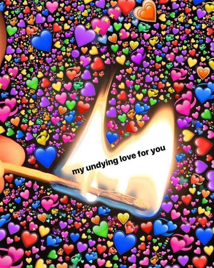 I Heart You More Meme