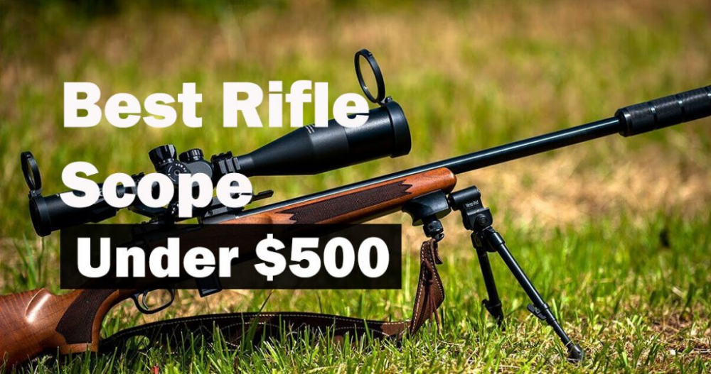 Pin on Best rifle Scope Reviews in 2020
