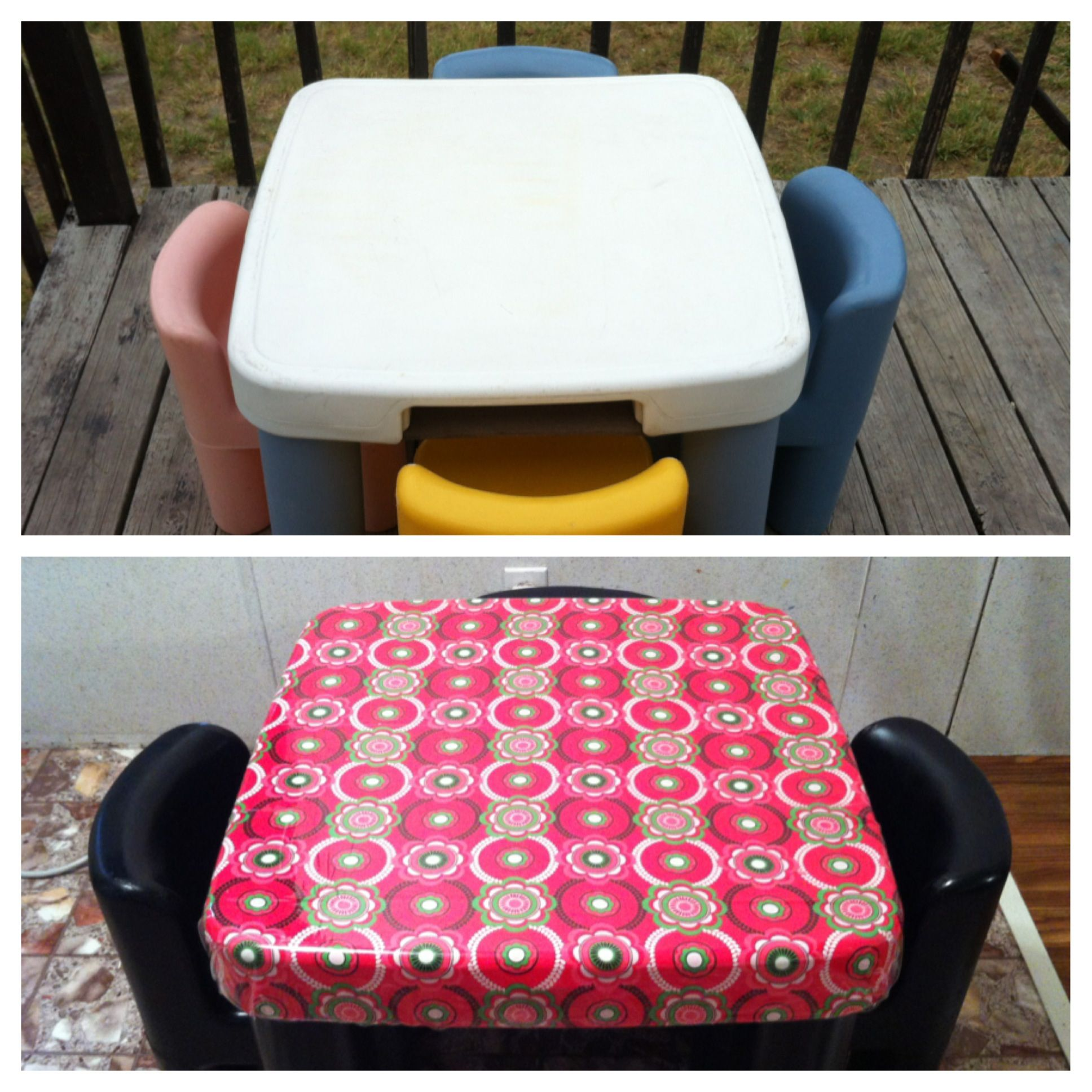 Little tikes table and chairs pink - 17 Best Images About Little Tikes On Pinterest Valspar Beauty Salons And Vintage