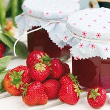 Home Canning 101: Fresh Strawberry Jam - With just a few simple ingredients, you can make and enjoy your own homemade strawberry jam.