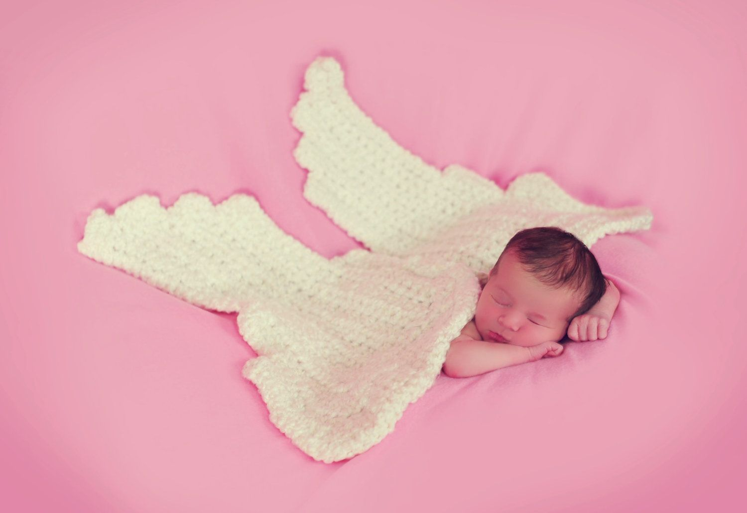 Crochet PATTERN Angel Wings - Two Styles - Appliques, Earrings, Baby ...