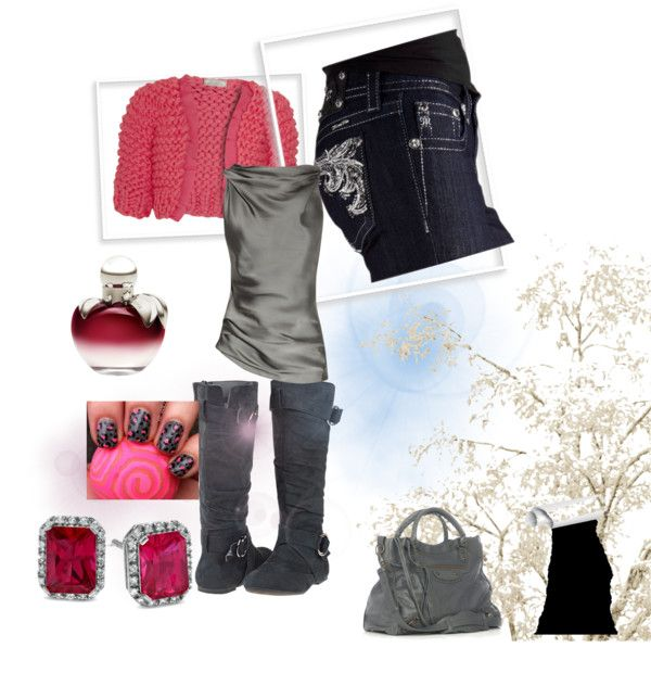 """Weekend Outfit"" by minda-arrowchis-albright on Polyvore"