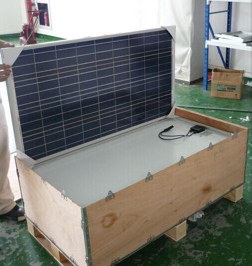 China Dumping Solar Panels