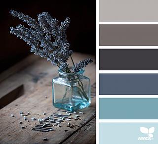 rustic bedroom design purple color scheme   Rustic Tones (design seeds)   Colors   Rustic color ...