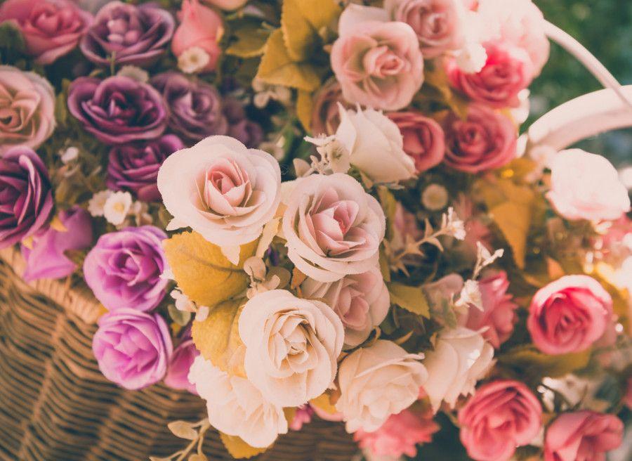 säg det med rosor
