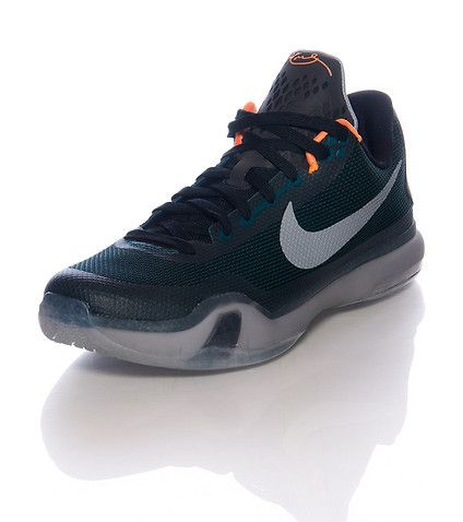 NIKE Kobe Bryant Brand new Kobe 10 Model Low top men\u0027s sneaker Lace up  closure Mesh