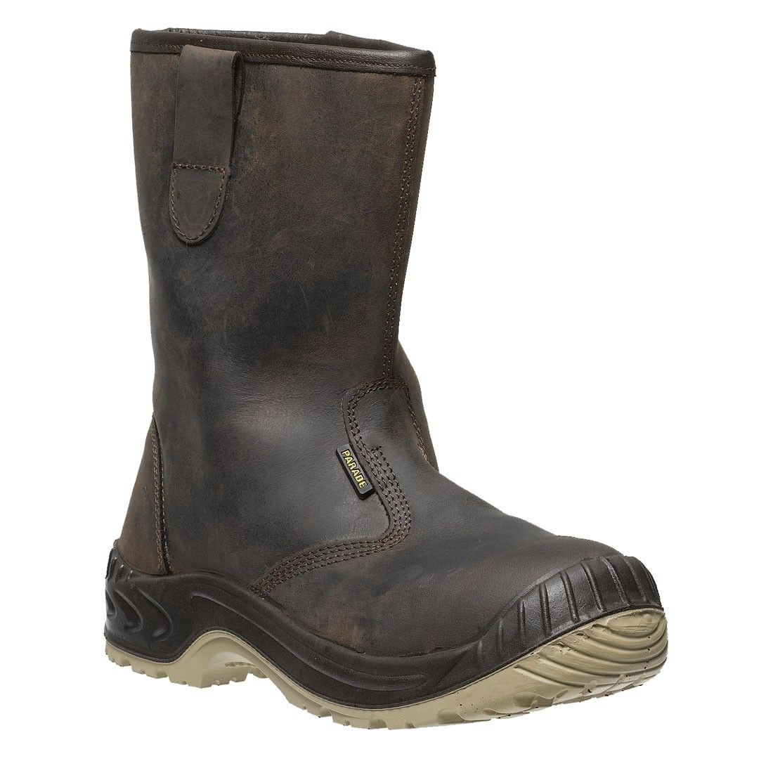 62f7903628e Nordik Rigger Boots from Premium French Manufacturer Parade | Rigger ...