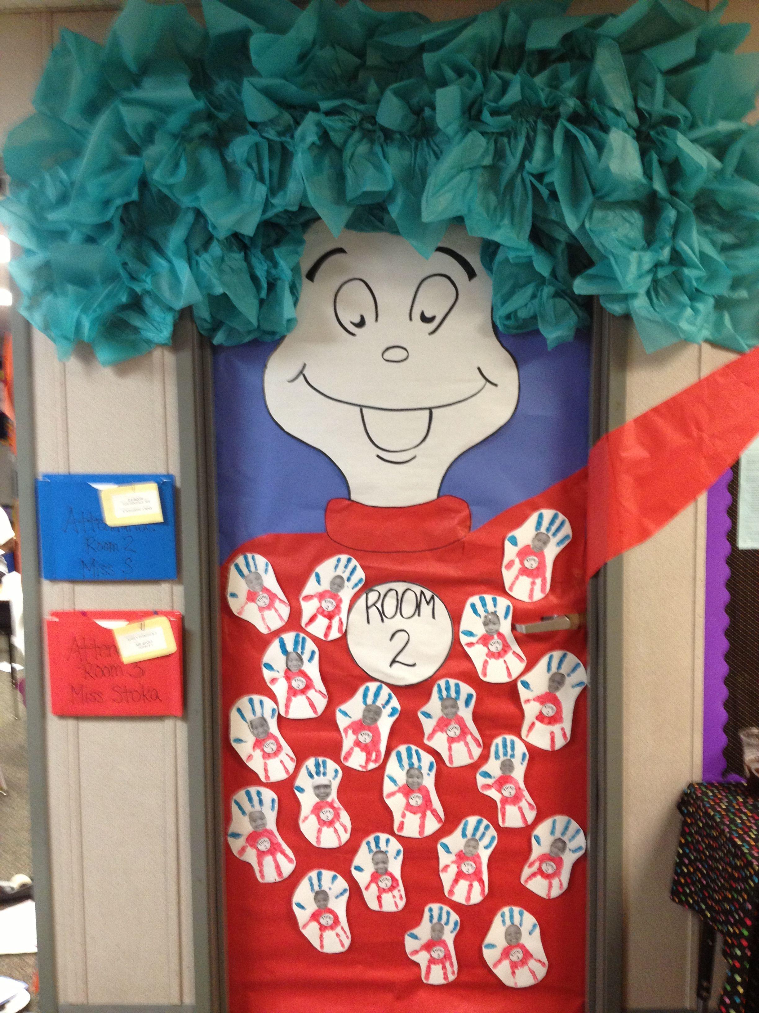 Dr Seuss Door Dr Seuss Classroom Dr Seuss Classroom Door Decorations Dr Seuss Classroom Door