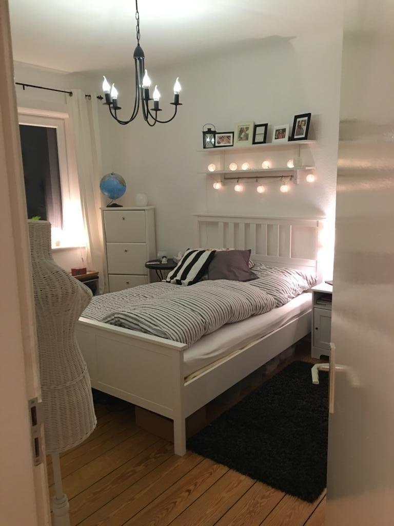 Hubsches Wg Zimmer Mit Hellen Mobeln In Hamburg Flatshare Zimmer