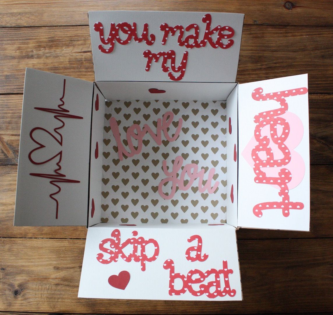 Valentine S Day Care Package Valentines Day Care Package Diy
