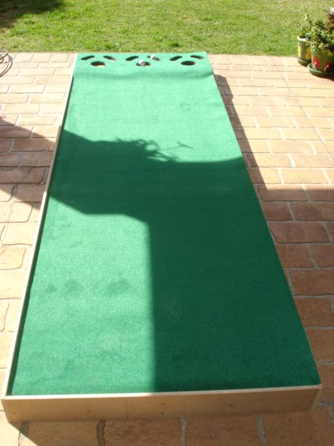 The Stress Free Golf Swing | Indoor putting green, Golf and Golf ...