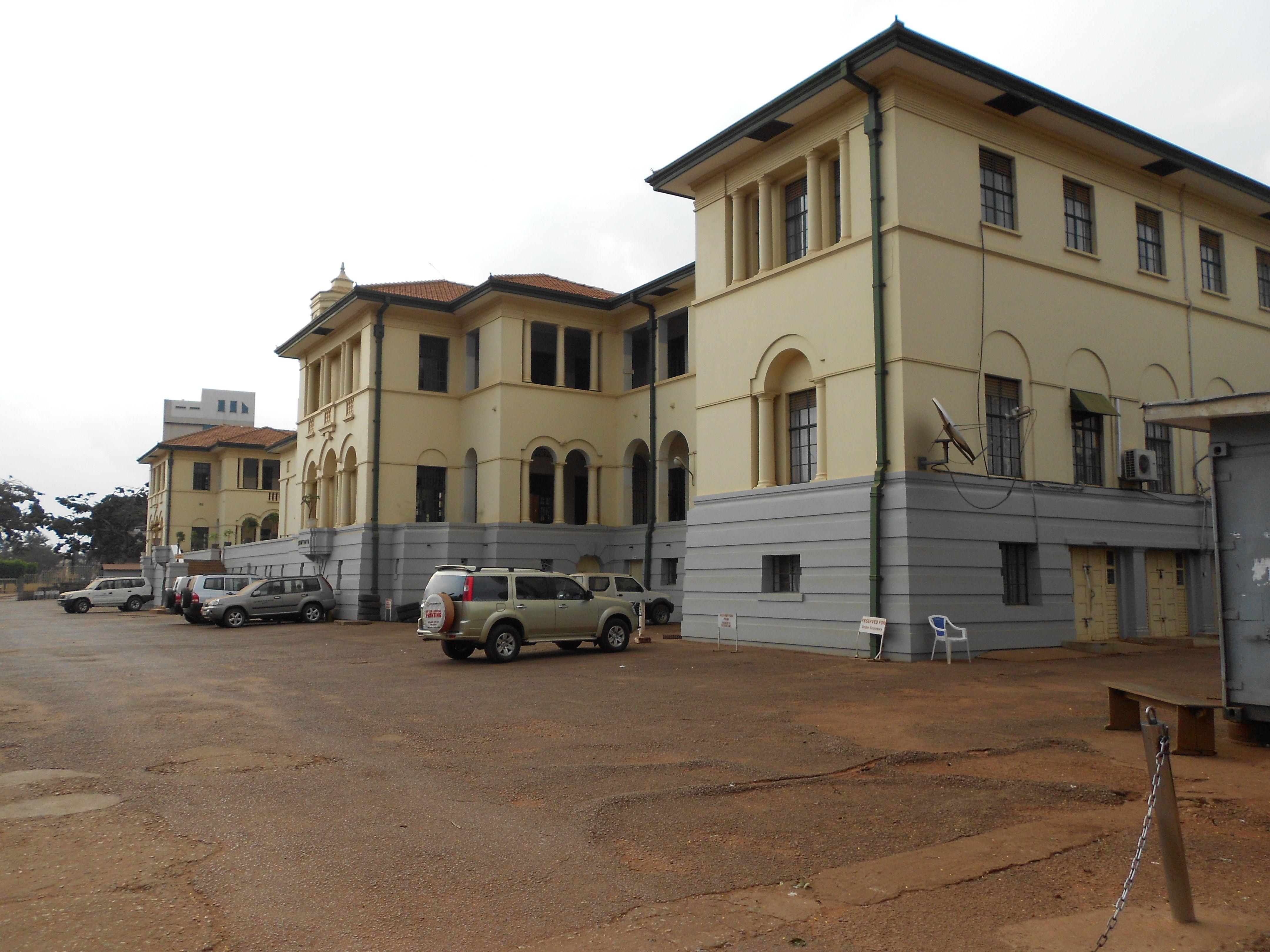 Colonial Architecture In Kampala Detalles Y Estilos