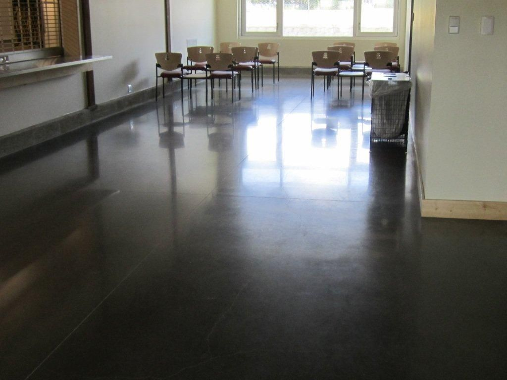dark polished concrete floor. Fine Concrete Dark Polished Concrete Floor Design Decorating 720274 Ideas And