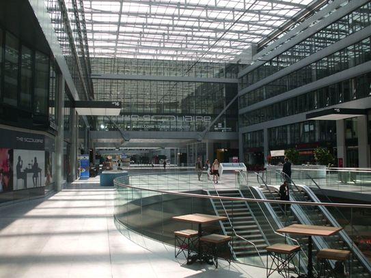 Park am Ring Parkhalle Düsseldorf Flughafen düsseldorf