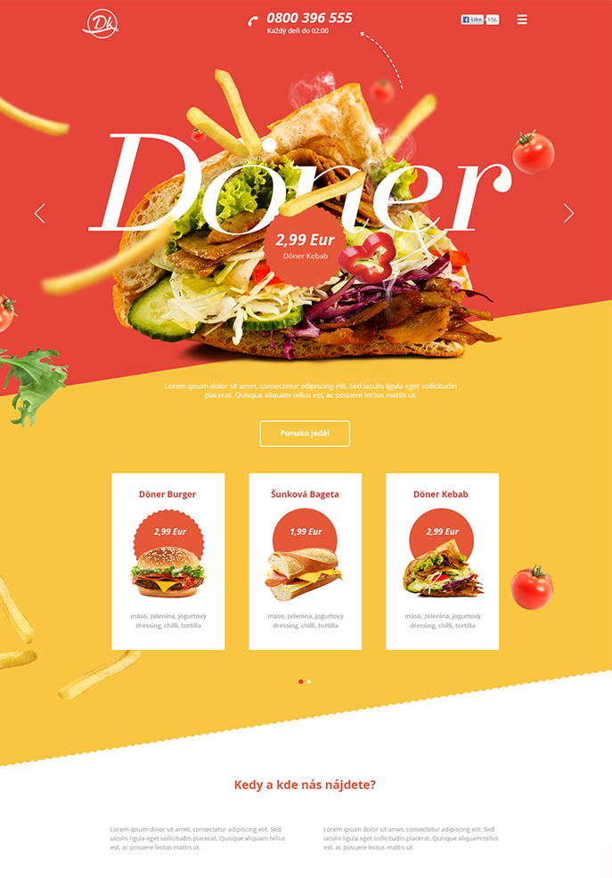 Draft For Local Doner Kebab By Andrej Krajcir Kebab Food Food Branding