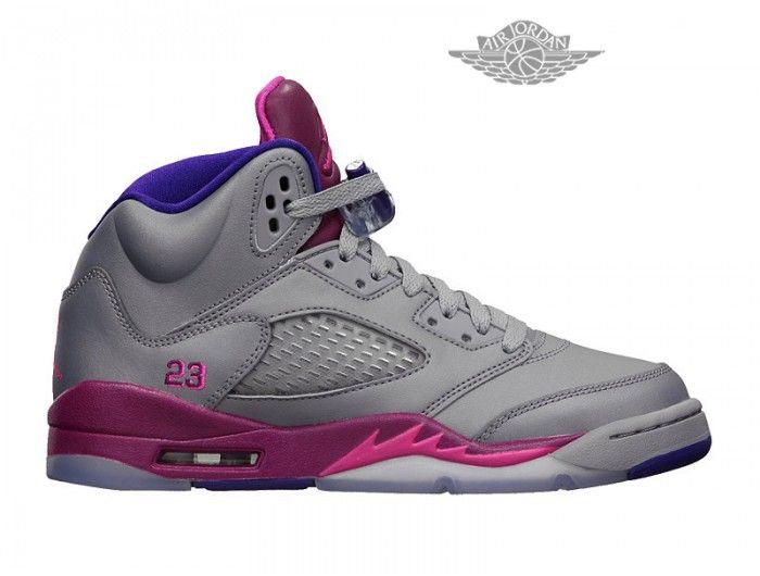 meilleures baskets 29d44 441cb Air Jordan Retro 5/V GS 2015 - Baskets Nike Jordan Pas Cher ...