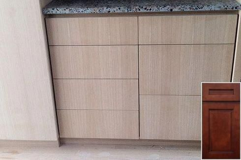 Find out about - honey oak cabinets with granite.  #oakkitchencabinets #kitchenisland #honeyoakcabinets