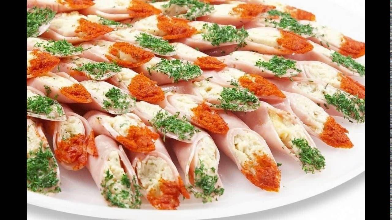 Рецепты бутербродов на праздничный стол с фотографиями