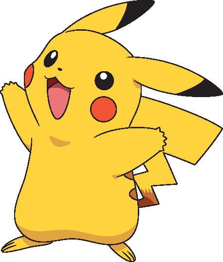 Pikachu Pokemon Art Pokemon
