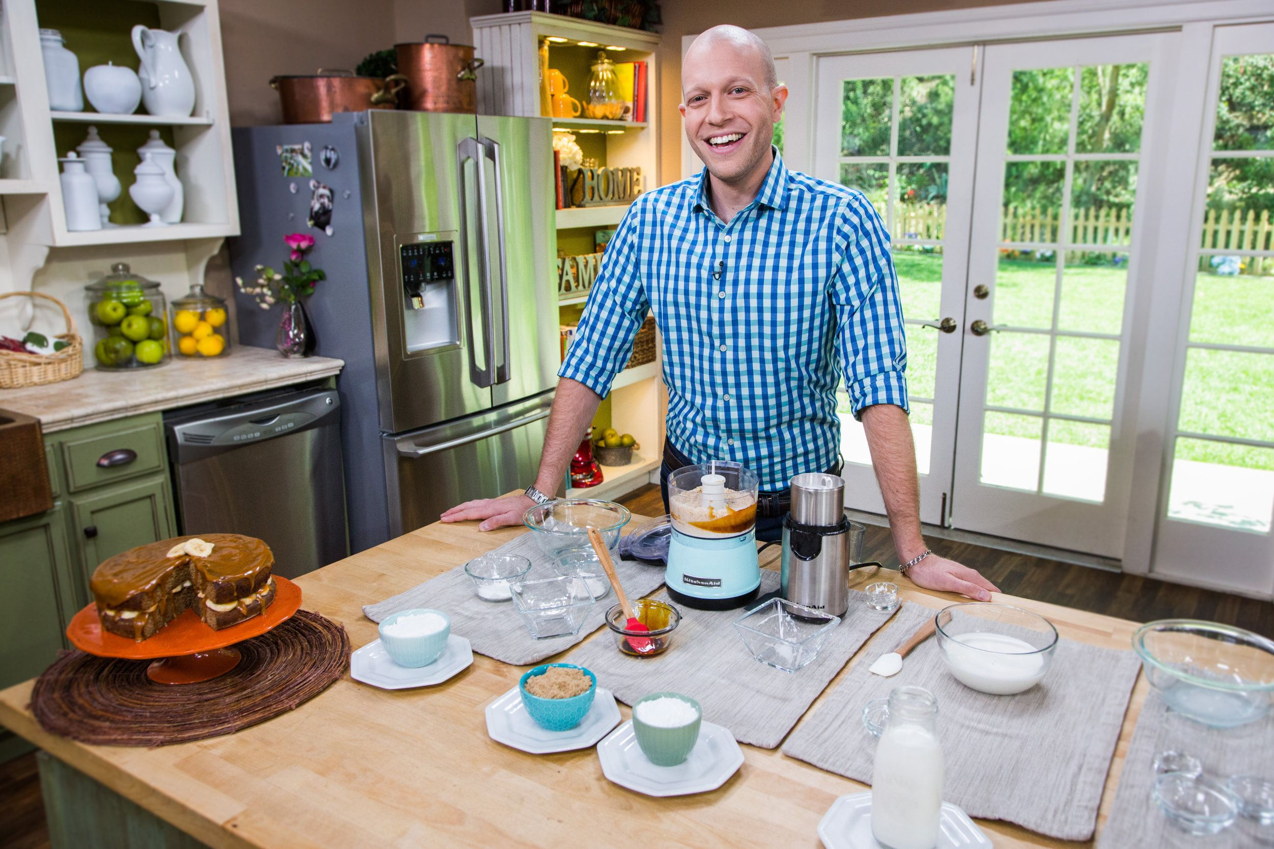 Dan shows you some easy swaps when you may find you don't have a certain ingredient on hand!