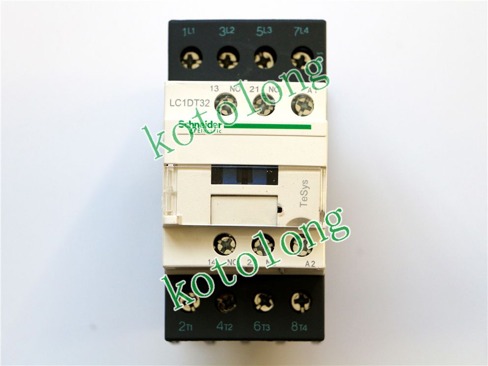 AC Contactor LC1DT32 LC1DT32 LC1DT32L7 200V LC1DT32LE7