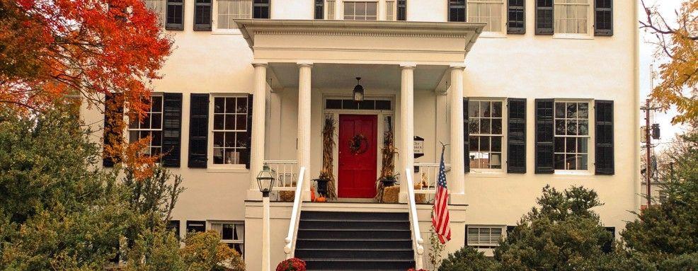 The Essex Inn, Tappahannock Virginia, House styles