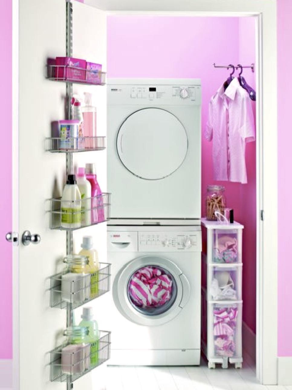 diy de cleaning tips organizador utensilios pin schoonmaakast closet