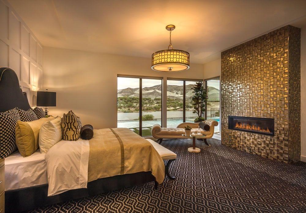 Residence Three at Lago Vista at Lake Las Vegas.