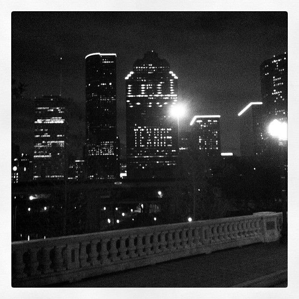 BunB took this picture - Downtown Houston