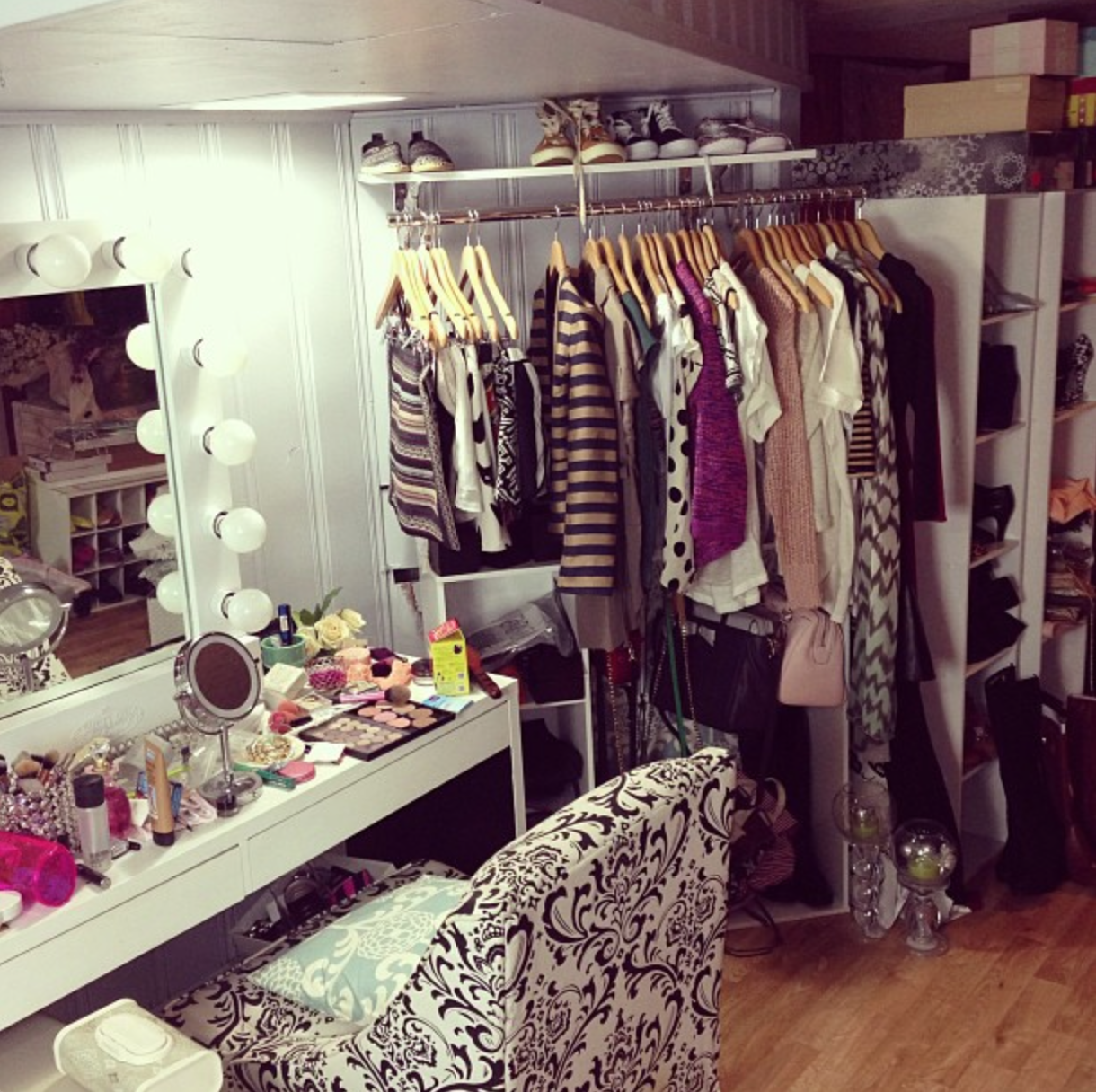 Home Makeup Room Ideas   Google Search