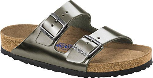 Trending Sandals Birkenstock Women S Arizona 2 Strap Soft Cork Footbed Sandal Womens Sandals Flat Birkenstock Arizona Cork Footbed Sandals