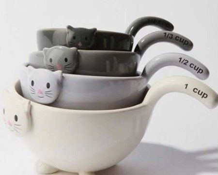 Creative cat-shaped tableware design 7-15