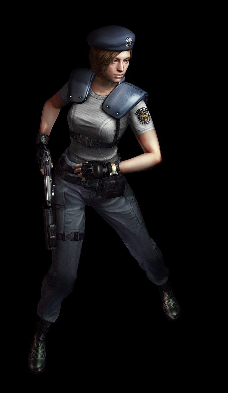 The First Resident Evil Is Getting Remastered Corpos Femininos