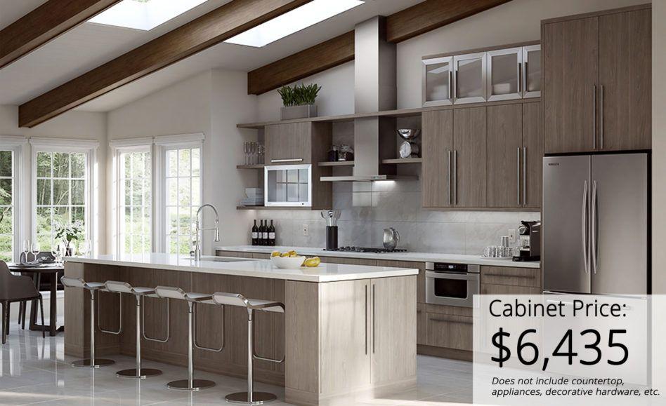 Wood Countertops Hampton Bay Kitchen Cabinets Lighting Flooring Sink ...