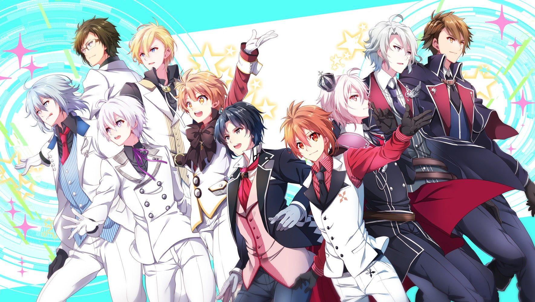 IDOLISH7 (Có hình ảnh) Anime, Otaku, Game