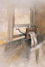 Mary Sprague, The Wringer, 1982