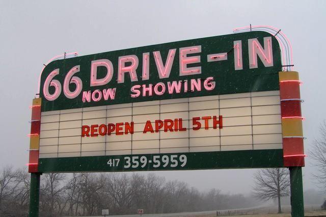Movies Joplin Mo >> Route 66 Drive In Theatre In Joplin Mo Reopening Soon