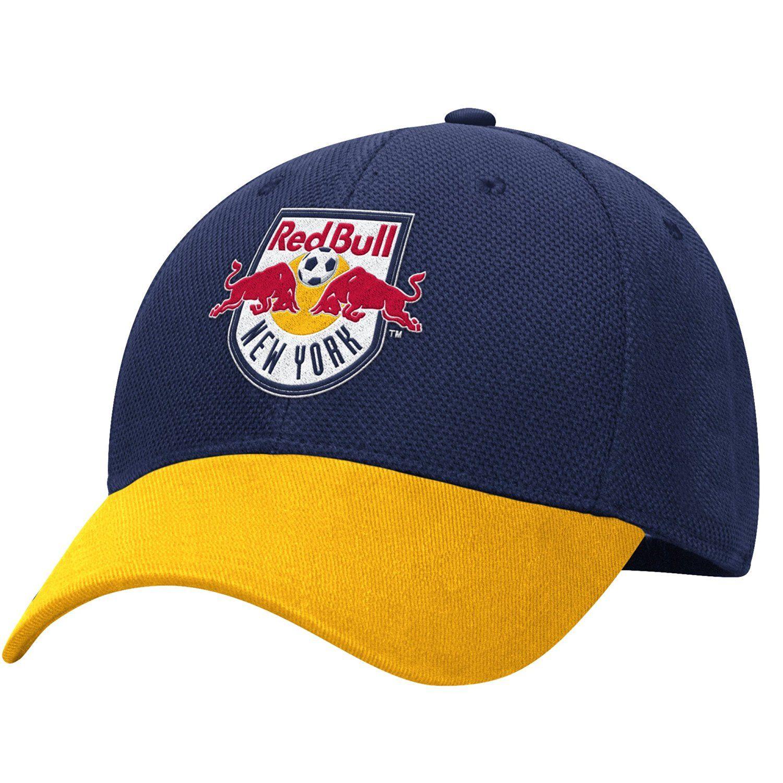 MLS Mens Structured Flex Jersey Hook Hat