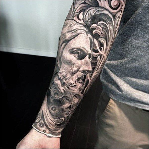 Image result for forearm sleeve tattoos men