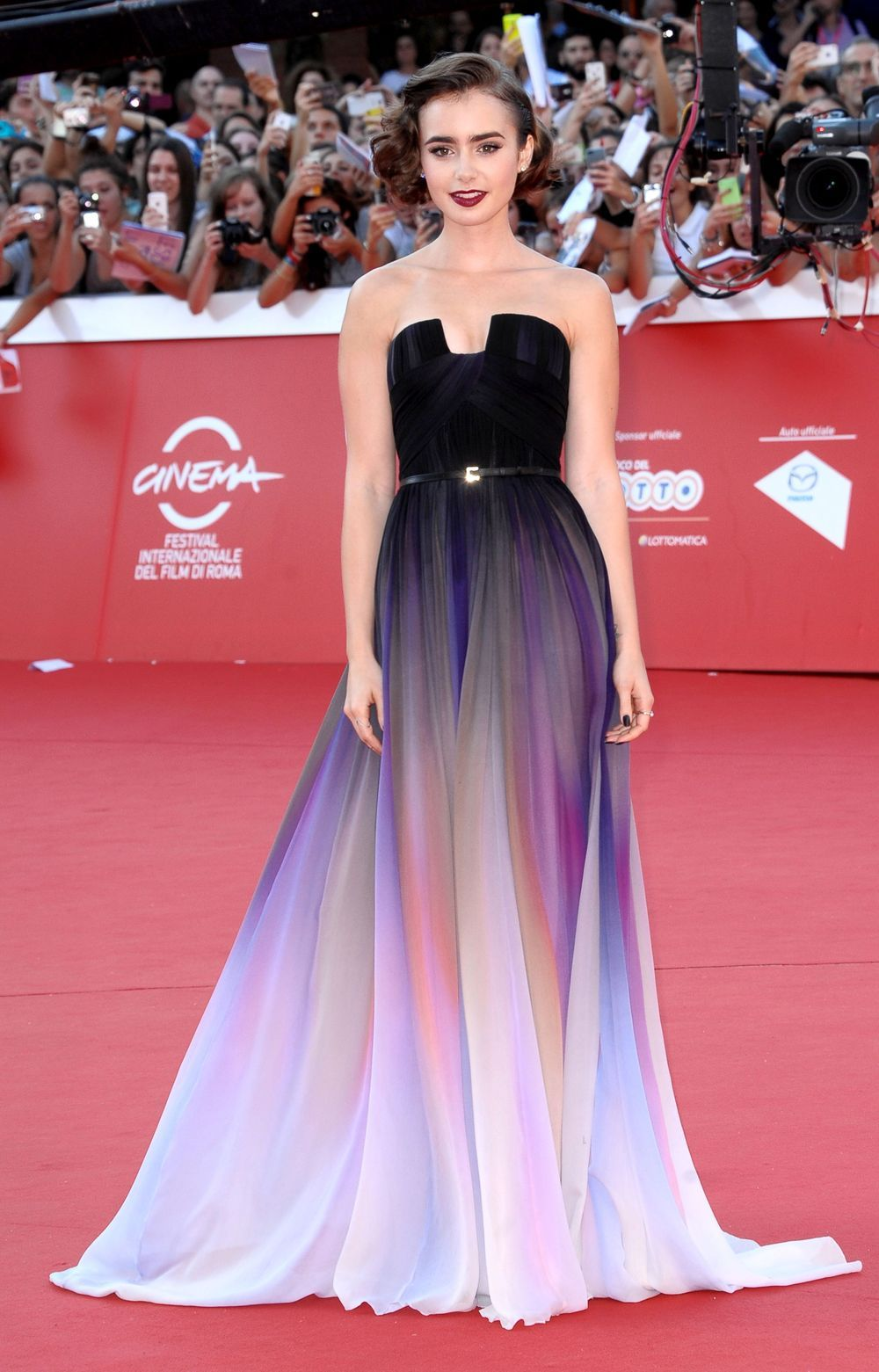 Kate Middleton, Blake Lively and Lily Collins all stun in today\'s ...