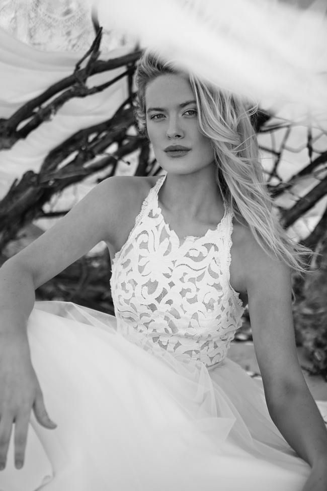 Bohemian Beach Wedding Dresses Grace Loves Lace Sybil Steele Photography