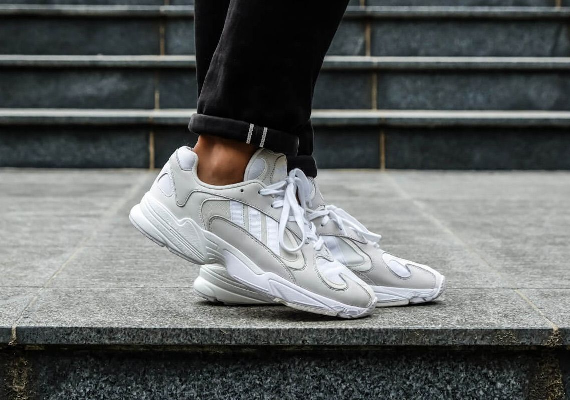 exquisite design low price sale timeless design adidas YUNG-1 Cloud White B37616 Release Info | $hoe ...
