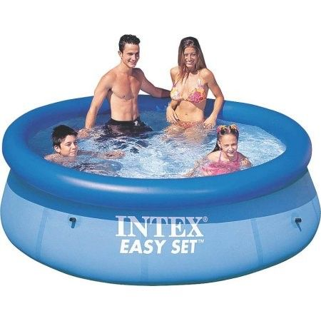 Intex 8 X 30 Easy Set Inflatable Above Ground Swimming Pool