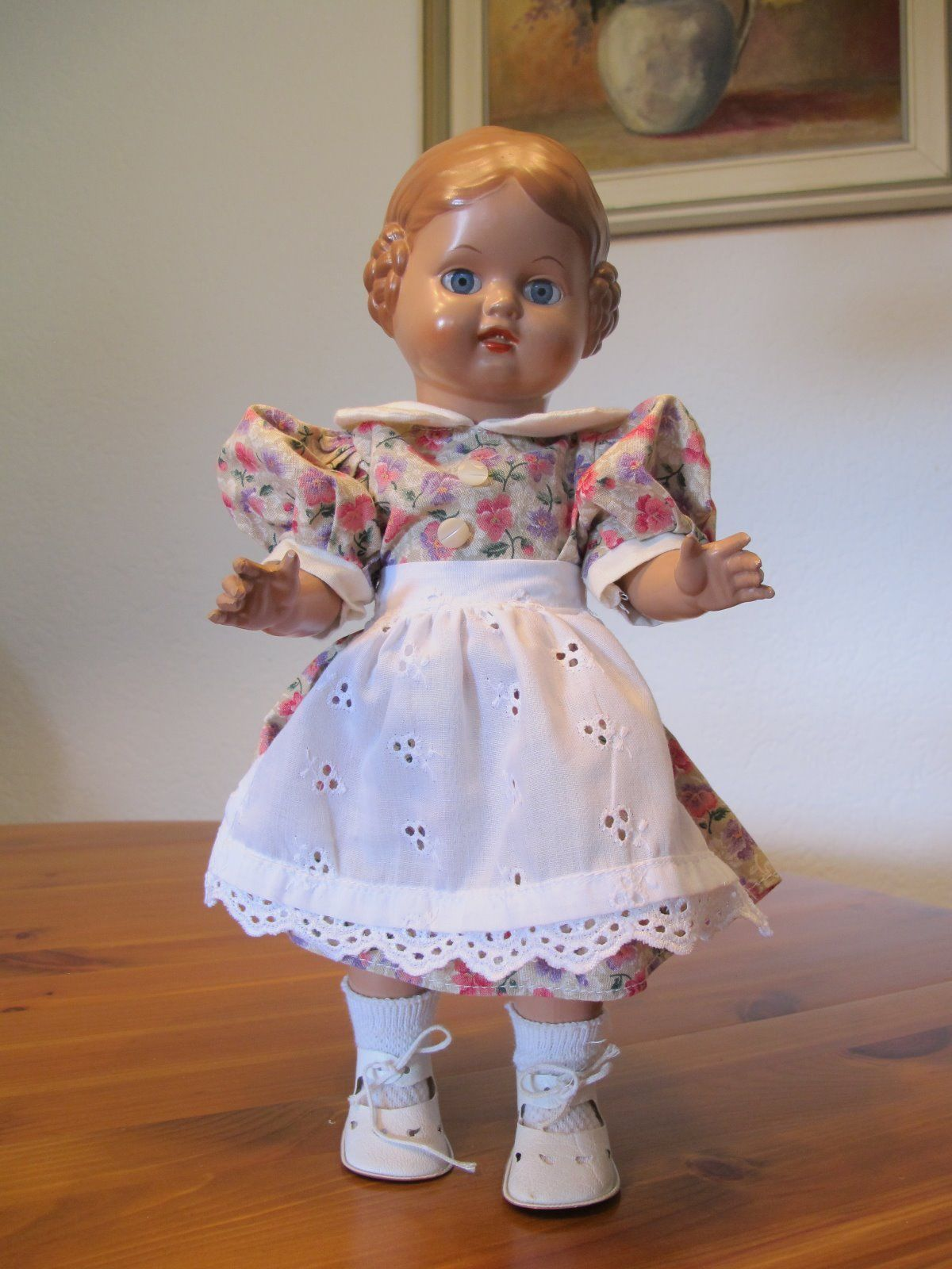 Schildkröt Puppe Bärbel 34cm   eBay