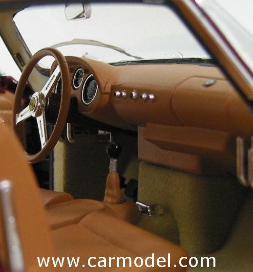 MATTEL HOT WHEELS T6248 1/18 FERRARI 410 SUPERAMERICA 1956