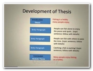 Simple Guide To Creating A Descriptive Essay Thesis Statement